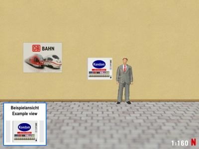 1:160 Spur N Ritex Kondomautomat