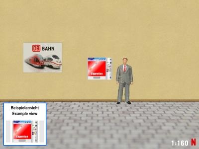 1:160 Spur N Zigarettenautomat