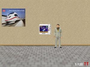 1:120 Spur TT Zigarettenautomaten