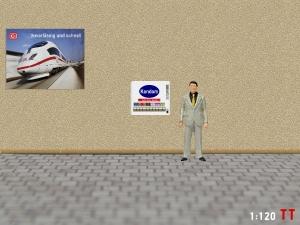 1:120 Spur TT Condomautomat