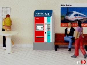 1:87 Spur H0 RMV Frankfurt Fahrkartenautomat