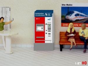 1/87 Track H0 MVV München Ticket machine