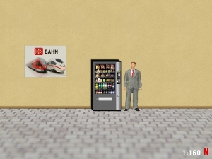 1:160 Spur N Snack Automat