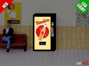 1:87 Spur H0 LED 9 - 12V Sinalco Automat beleuchet