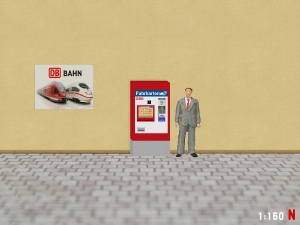 1:160 Spur N ÖBB Fahrkartenautomat